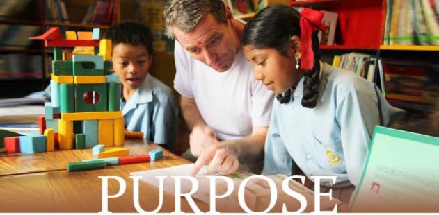 Purpose Incorporated: Turning Cause Into Your Competitive Advantage